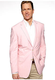 Saddlebred Pink Chambray Sportcoat