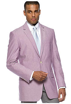 Saddlebred Berry Chambray Sportcoat
