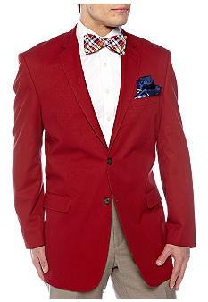 Saddlebred Red Blazer