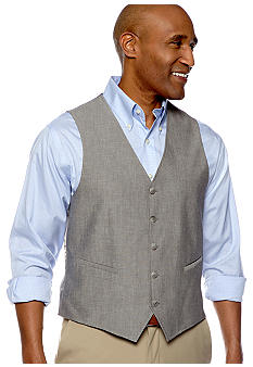 Saddlebred Chambray Vest