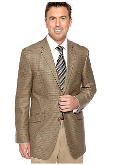 Saddlebred Houndstooth Check Sportcoat