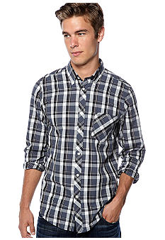 Ben Sherman Pop Plaid Shirt