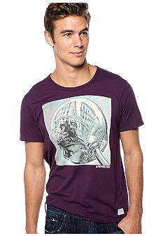Ben Sherman Two Wheel Rebel Graphic Tee