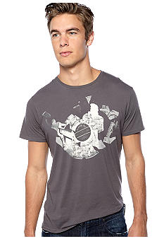 Ben Sherman Broken Record Tee