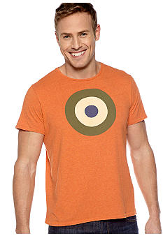 Ben Sherman Circle Graphic Tee