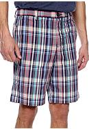 Ben Sherman® Madras Check Shorts