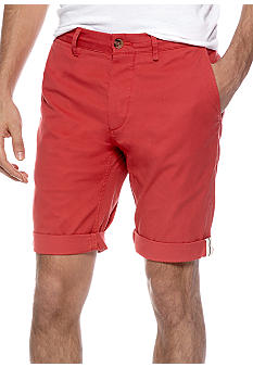 Ben Sherman® Slim Fit Stretch Chino Shorts