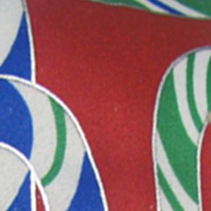 Hallmark Holiday Traditions: Red Hallmark Holiday Traditions Holidazzle Candy Canes Formal Tie