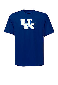 Section 101 by Majestic Big & Tall Kentucky Wildcats Logo Tee
