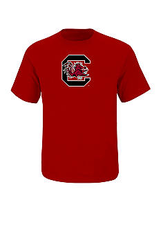 Section 101 by Majestic Big & Tall South Carolina Gamecocks Logo Tee