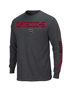 Section 101 by Majestic Big & Tall South Carolina Gamecocks Long Sleeve Tee