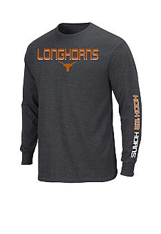 Section 101 by Majestic Big & Tall Texas Longhorns Long Sleeve Tee