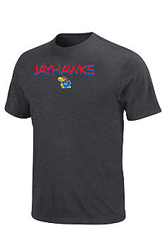 Section 101 by Majestic Big & Tall Kansas Jayhawks NCAA Dream Tee