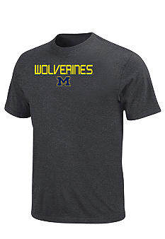 Section 101 by Majestic Big & Tall Michigan Wolverines NCAA Dream Tee