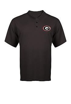 Section 101 by Majestic Big & Tall Georgia Bulldogs Polo