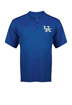 Section 101 by Majestic Big & Tall Kentucky Wildcats Polo