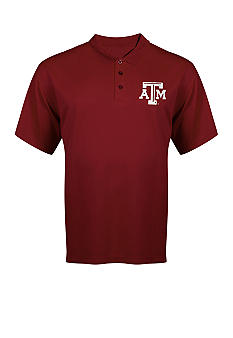 Section 101 by Majestic Big & Tall Texas A & M Aggies Polo