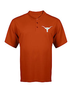 Section 101 by Majestic Big & Tall Texas Longhorns Polo