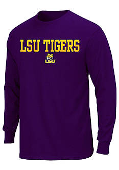 Section 101 by Majestic Big & Tall LSU Tigers Long Sleeve Tee