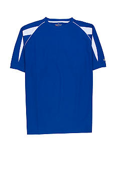 Russell Athletic Big & Tall Pieced Crew Tee