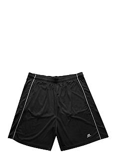 Russell Athletic Dri-Power Shorts w/Piping