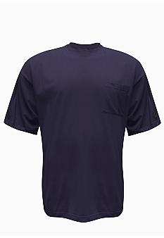 Russell Athletic Big & Tall Solid Pocket Tee