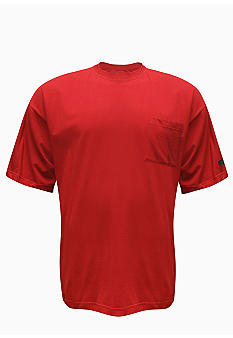 Russell Athletic® Big & Tall Solid Pocket Tee