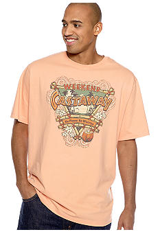 Saddlebred® Big & Tall Castaway Screen Tee