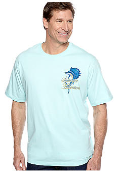 Saddlebred Big & Tall Sailfish Screen Tee