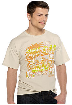 Saddlebred Tiki Bar & Grill Screen Tee