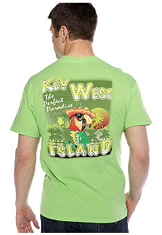 Saddlebred Key West Island Screen Tee