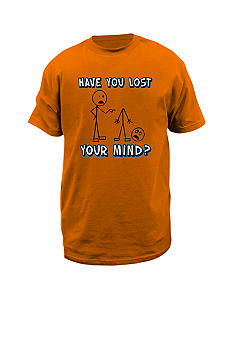 Hybrid Lost Your Mind Graphic Tee