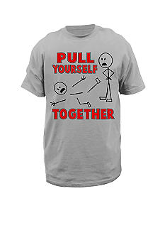 Hybrid Pull Yourself Together Tee