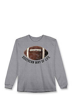 Hybrid™ Southern Way Of Life Long Sleeve Graphic Tee
