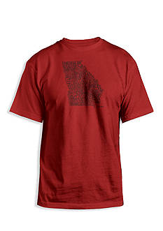 Hybrid™ Georgia Cities Tee