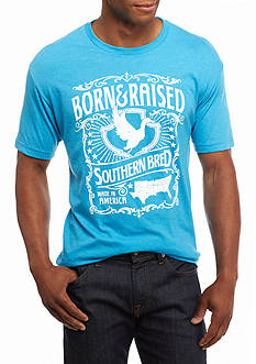 Hybrid™ Southern Born Graphic Tee