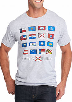 Hybrid™ State Flags Graphic Tee
