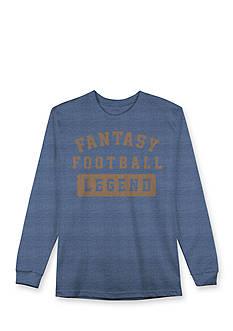 Hybrid™ Long Sleeve Fantasy Football Legend Graphic Tee