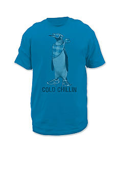 Hybrid Cold Chillin Penguin Tee