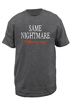 Hybrid Same Nightmare Tee