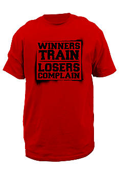Hybrid Winners Train Tee