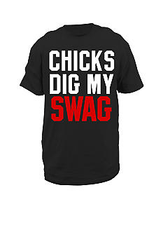 Hybrid Chicks Dig My Swag Tee