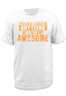 Hybrid Became Awesome Tee