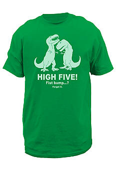 Hybrid T-Rex High Five Tee
