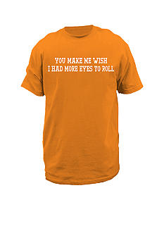 Hybrid More Eyes To Roll Tee