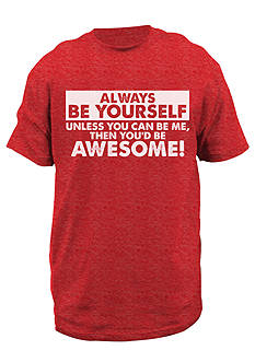 Hybrid™ Be Awesome Tee