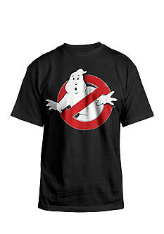 Hybrid™ Ghostbusters Movie Logo Graphic Tee