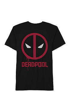 Hybrid™ Dead Pool Logo Graphic Tee