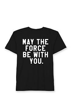 Hybrid™ Star Wars™ May The Force Be With You Graphic Tee