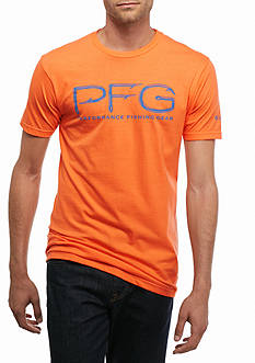 Columbia PFG® Short Sleeve Hooks Graphic Tee